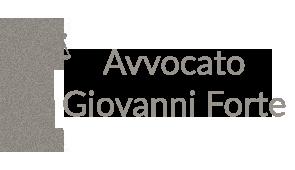 Logo Giovanni Forte-grigio